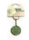 Celtic FC Crest large metal / enamel keyring (bb)